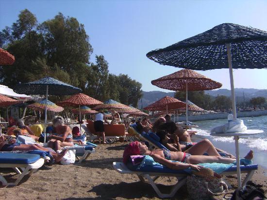 Mer-Can Story Apart Hotel: Mer Can Beach, Yalikavak