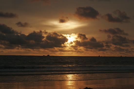 Quinta Esencia B&B: tramonto a brasilito