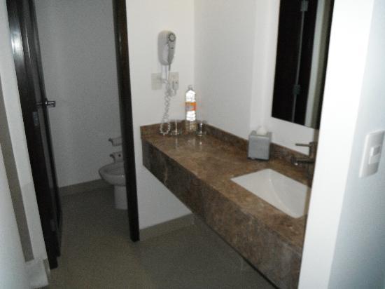 Fiesta Inn Insurgentes Sur: baño