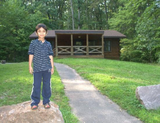 French Creek State Park: our family cabin