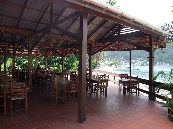 Still Beach House: Dining room