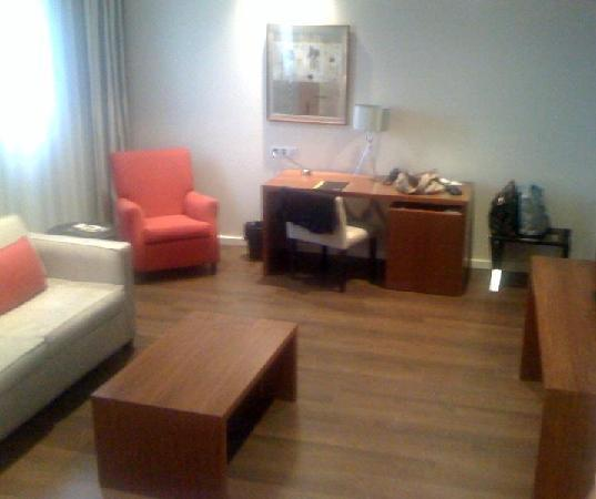 Sercotel Ciutat de Montcada Hotel: Salon / bureau