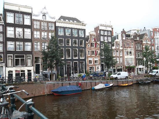 Maes B & B: la tipica casa di amsterdam