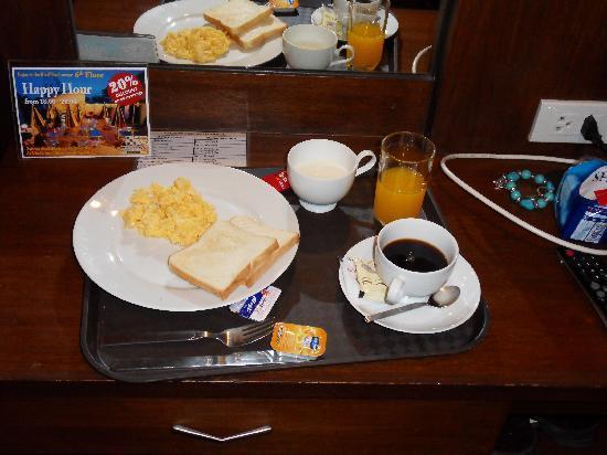 เช็คอินน์ เยาวราช: Breakfast