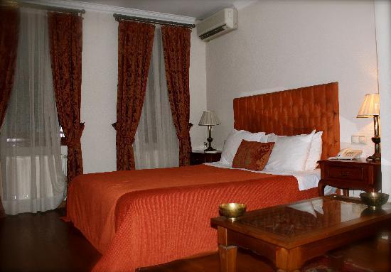 โรงแรมซารี โคนัค: Stanza
