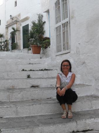 Agriturismo Masseria Ferri: Ostuni, Agosto_Settembre 2011