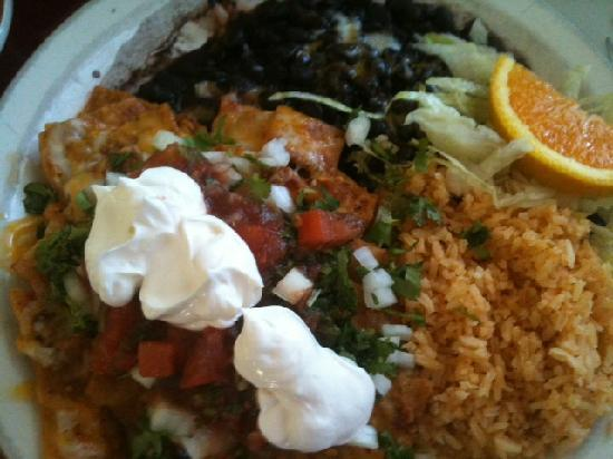 Cafe Carlos: Chilaquiles