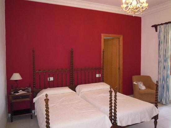 Petit Hotel Rural Son Jorda : La chambre