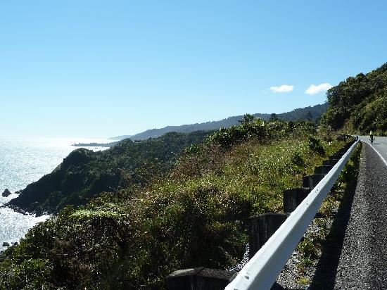 Adventure South NZ: West Coast cycling