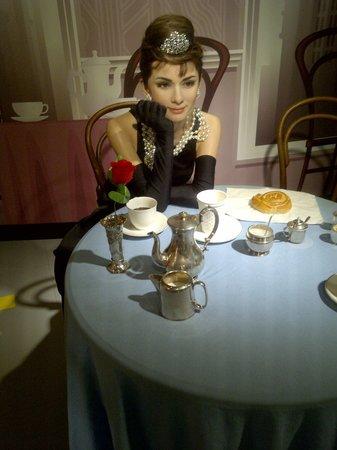 Madame Tussauds Wien Bild