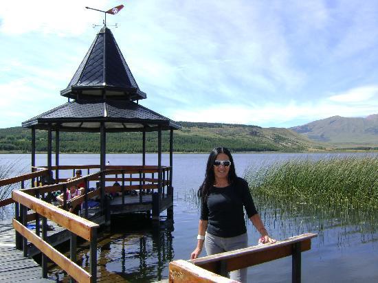 Hotel Sur Sur: laguna zeta