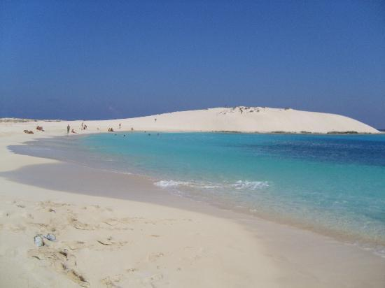 Carols Beau Rivage: El Obayed beach raggiungibile a piedi dalla baia di fronte all'hotel