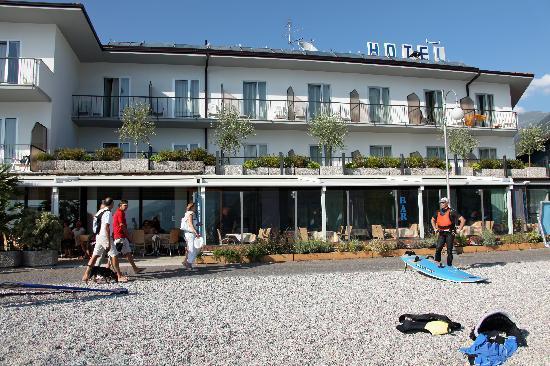 Hotel Lido Blu Surf & Bike: Dining