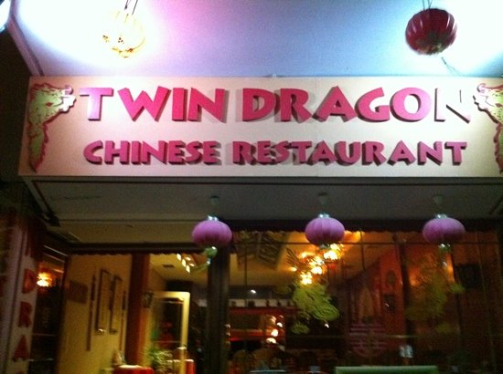 Twin Dragon: the place to eat