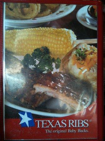 Metepec, México: front menu