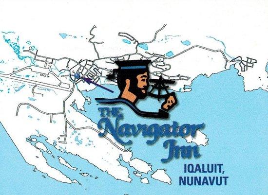 Navigator Inn: Location: Iqaluit, Nunavut