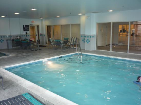 Embassy Suites by Hilton Dulles - North/Loudoun: The indoor pool