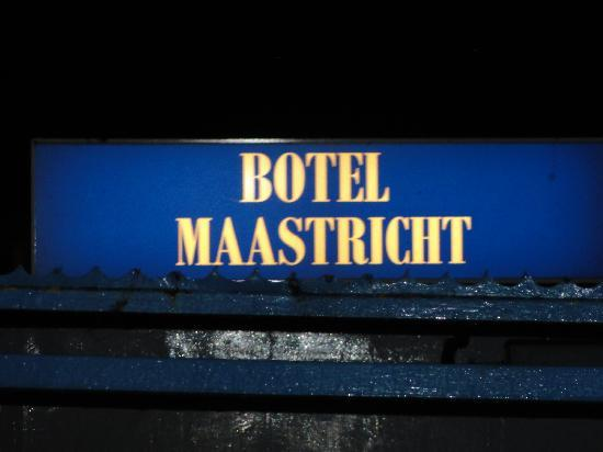 Botel Maastricht: Sign