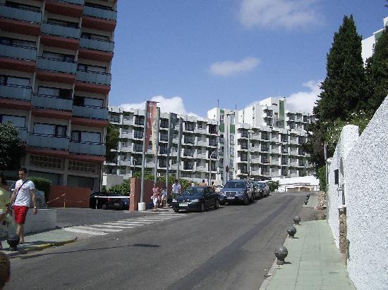 Hotel San Fermin: The Cardiac Hill