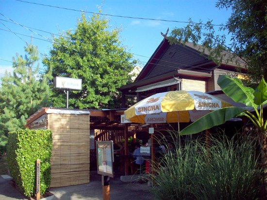 Pokpok street view picture of pok pok restaurant for Authentic thai cuisine portland or