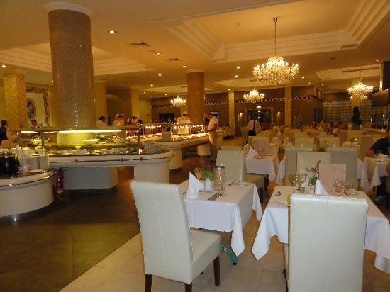 Atlantica Bay Hotel: dining room