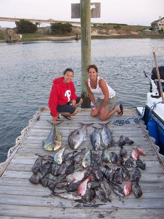 north myrtle beach inshore fishing charters picture of