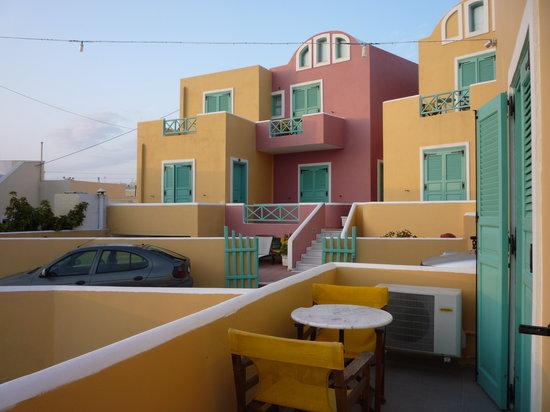Hotel Nikolas: Demandez une de ces chambres sur 2 étages