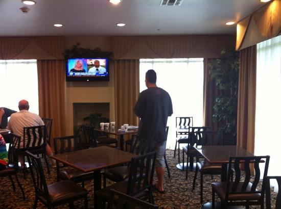 Hampton Inn Searcy : breakfast