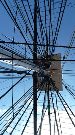 USS Constitution Museum: looking up