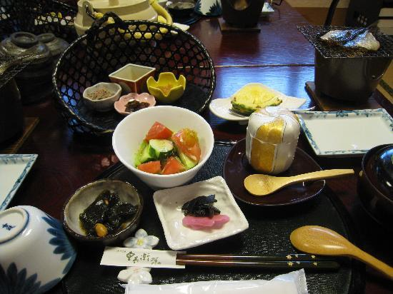 Jubei: 朝食