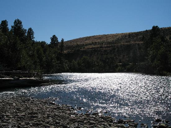 Thorp, WA: North Yakima River
