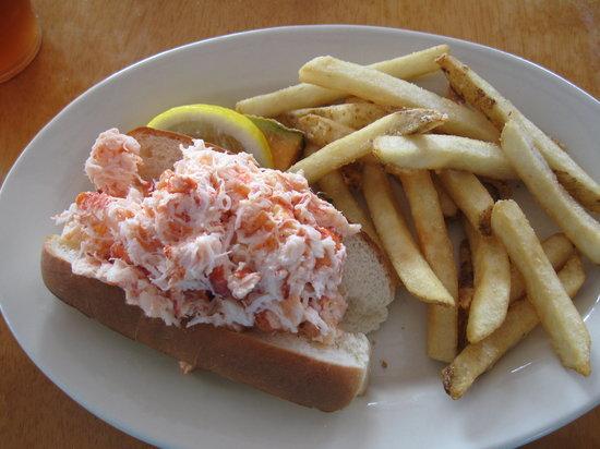 Arundel Wharf Restaurant: Lobster Roll!