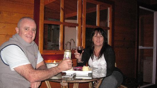 Mt Warning Bed and Breakfast Retreat: A Evening Tradition