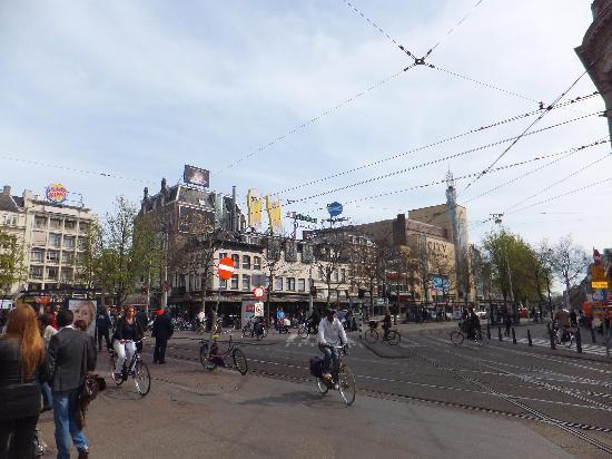 Plaza Leidseplein: Leidseplein