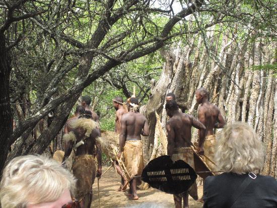 Protea Hotel Hluhluwe & Safaris: Zulu Village