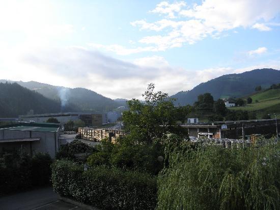 Hotel Larranaga: desde la ventana del Hotel