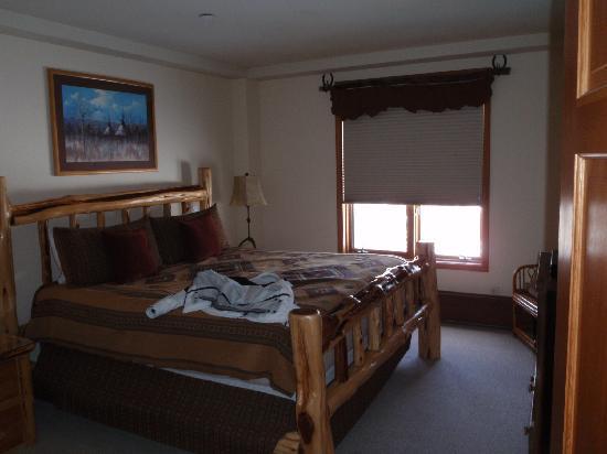Chamonix: Bedroom 2
