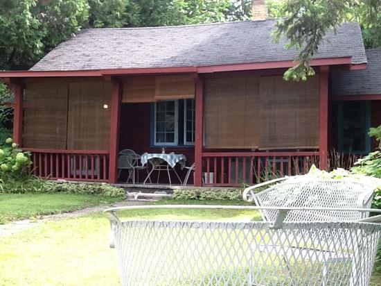 French Country Inn of Ephraim : Cabin at French Country Inn