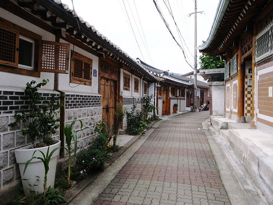 Bukchon hanok village seoul south korea top tips for Home wallpaper korea