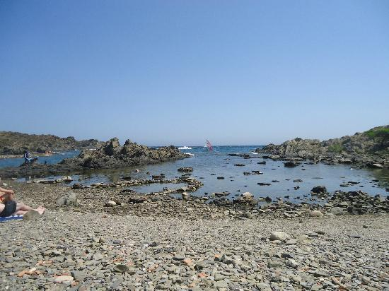 Beach at Cadaques