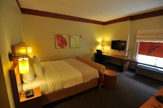 La Quinta Inn & Suites Atlanta Ballpark at Cobb Galleria: Room