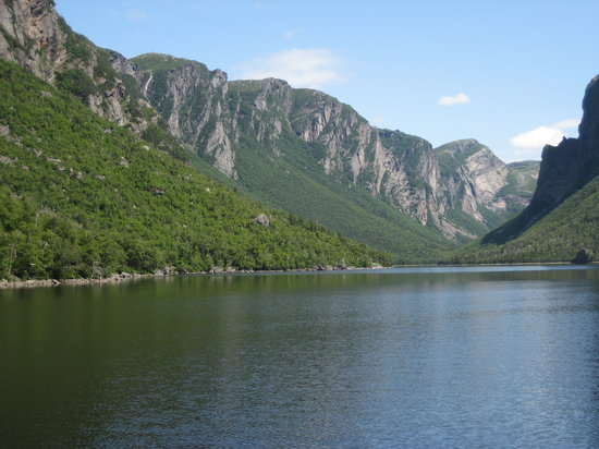 Gros Morne National Park: Western Brook Pond