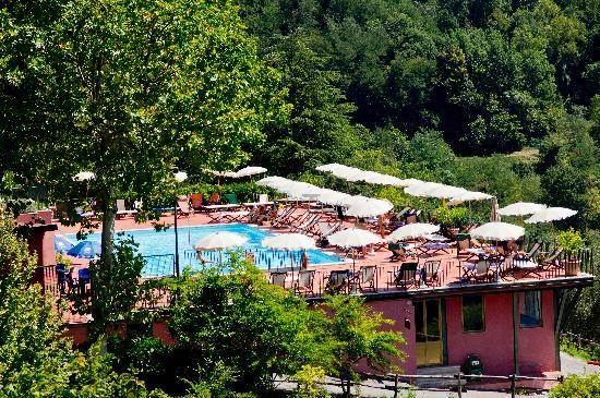 Renaissance Tuscany Il Ciocco Resort & Spa : Pool