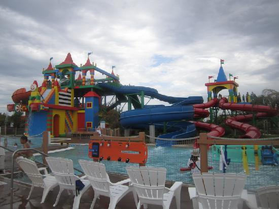 Legoland Water Park Water Slides Picture Of Legoland