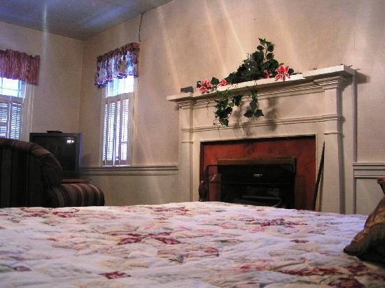 The Buckhorn Inn: Stonewall Jackson Suite