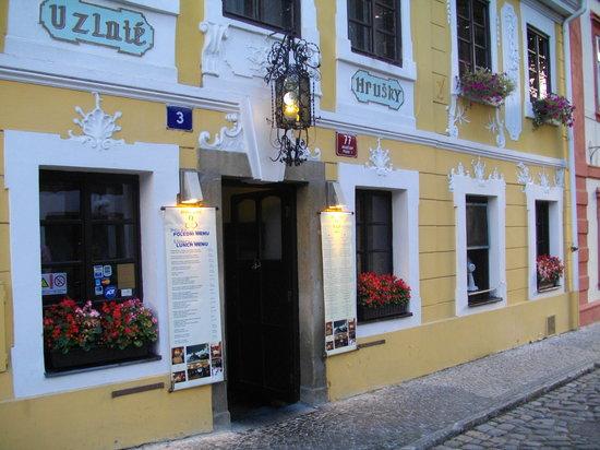 U Zlate Hrusky Restaurant The