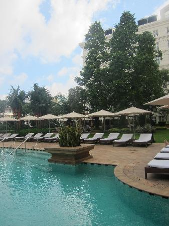 Park Hyatt Saigon: Pool