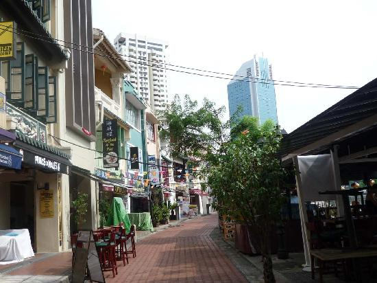 Prince of Wales Backpacker - Boat Quay: POW in Boat Quay
