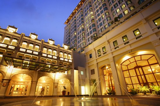 Best Four Star Hotels in Orchard Road, Singapore