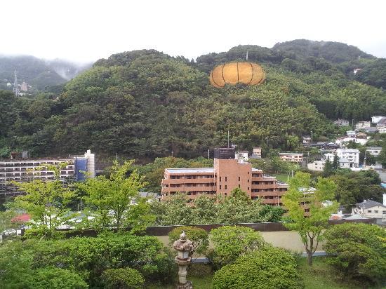 Fukiya : お部屋からの景色